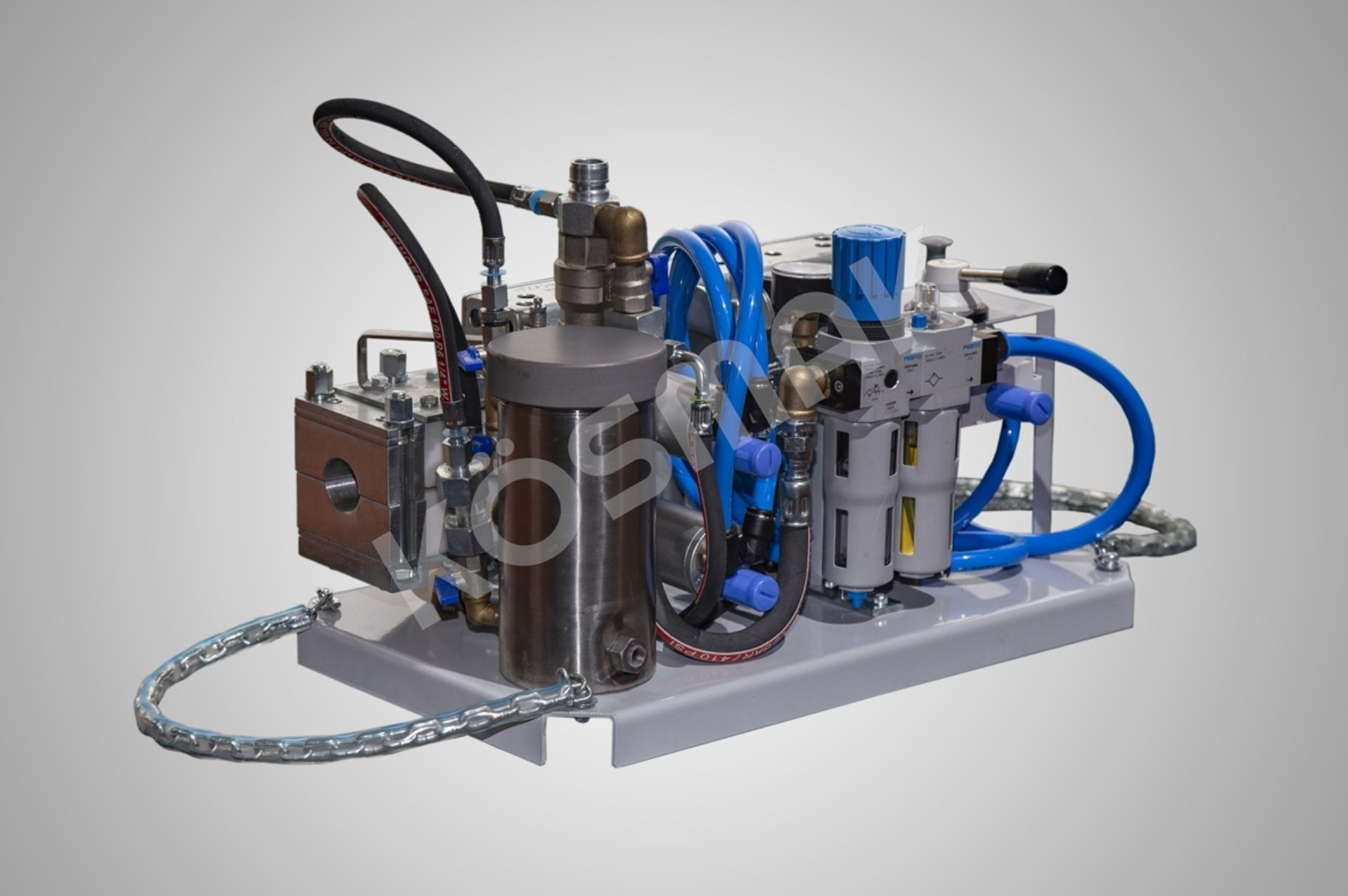 fiber optic cable blowing machine