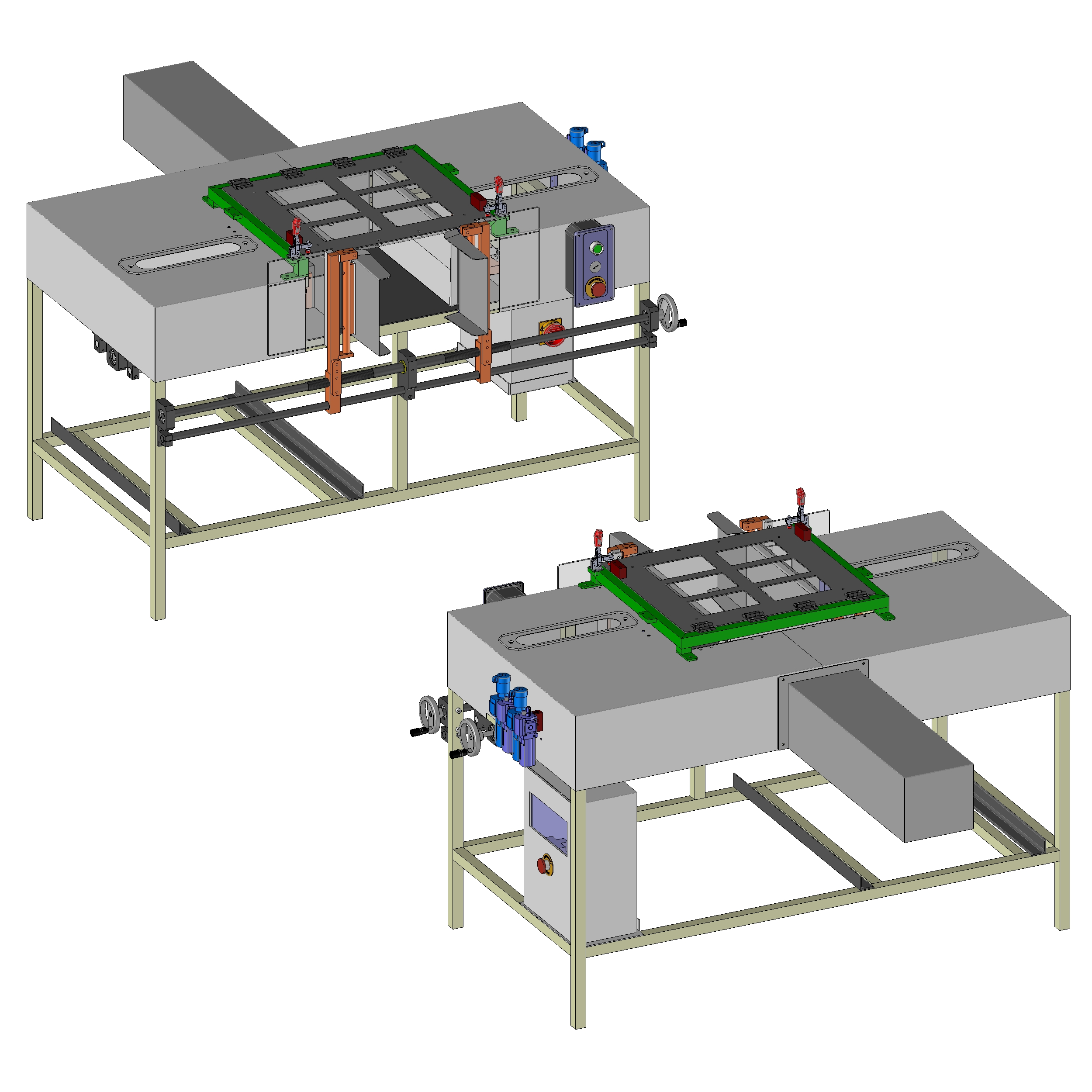 Professional Two Row Manuel Diaper Packing Machine4