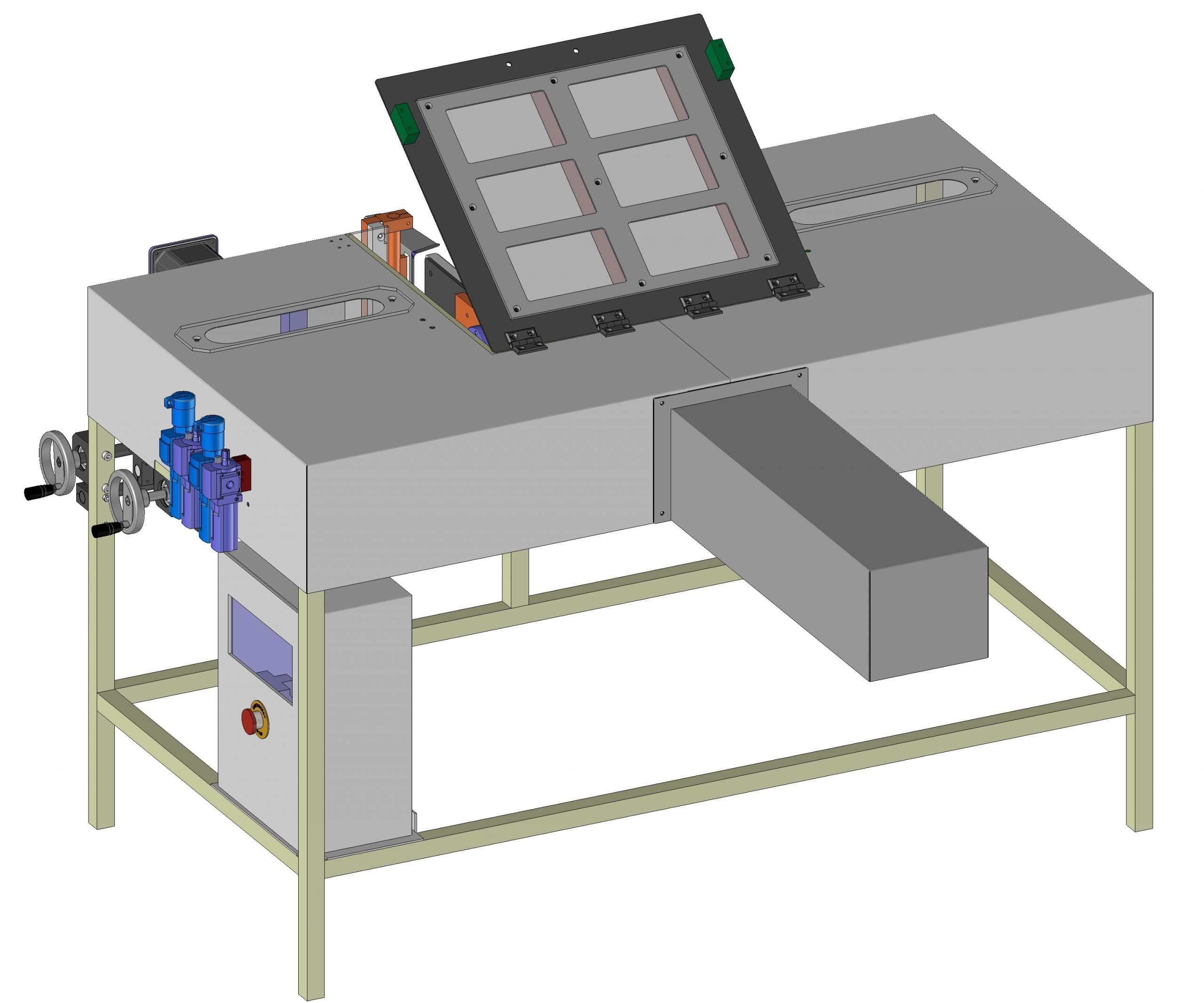 professional manuel diaper packing machine2 scaled
